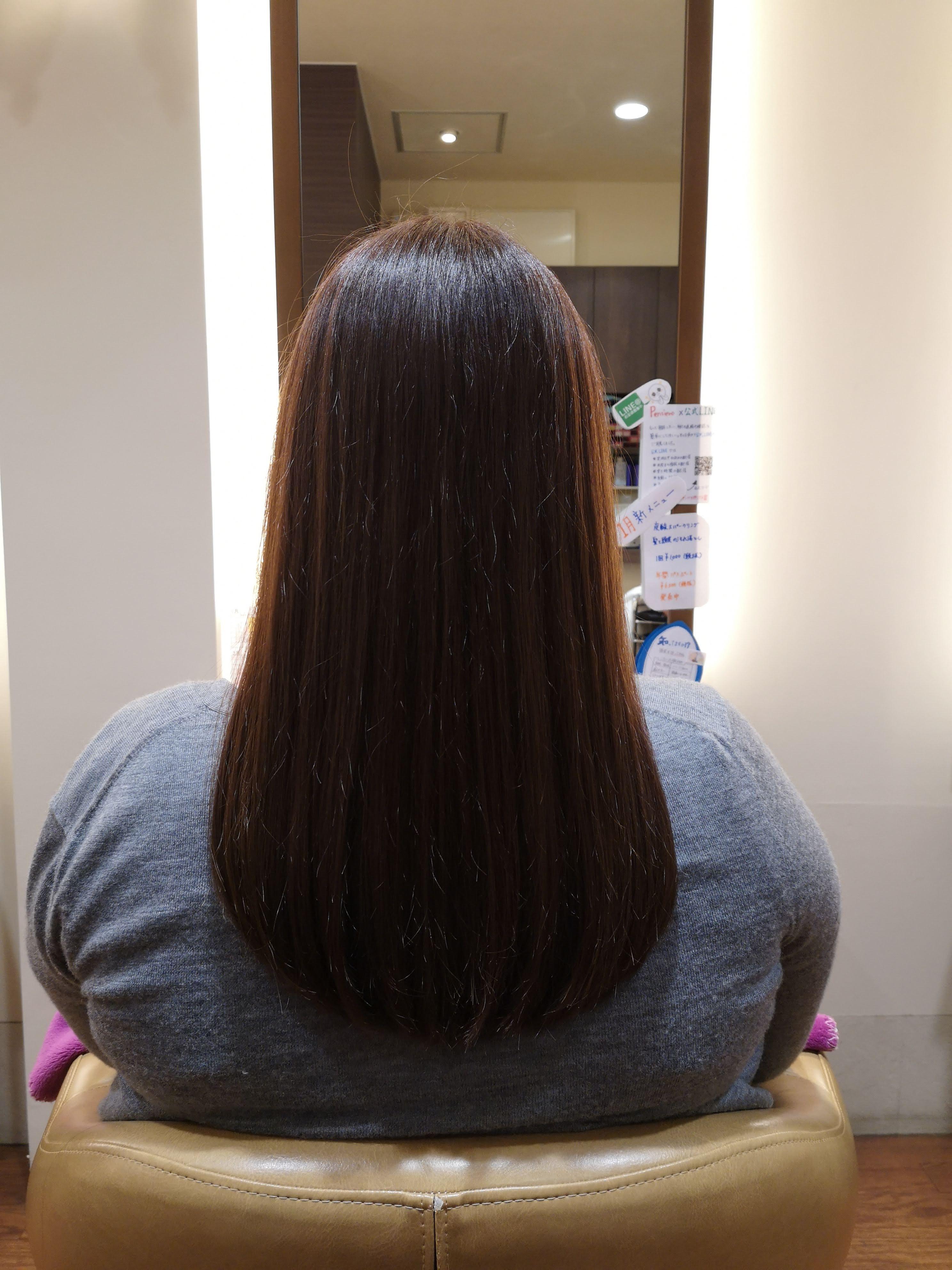 毛 チリチリ 縮 矯正 【軟化チェックなんてしないでいい】縮毛矯正の還元と軟化の違い